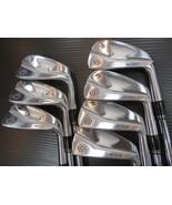 Miura Giken MB-5005 Iron Set/ DG / X100 / # 4-P / 7 pieces set - $1,150.38