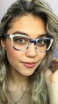 New TORY BURCH TY 7320 5216 Blue 50mm Rx Women's Eyeglasses Frame - $89.99