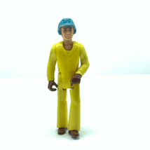 Fisher Price Adventure People action figure toy 1974 Daredevil sport pla... - $17.30