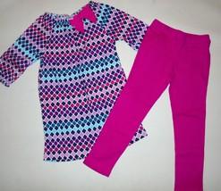 Gymboree Girls Cotton Jersey Dot Dress Leggings 5  NWT - $18.80+