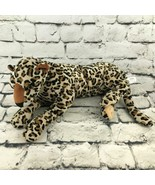 Disney Parks Worldwide Conservation Fund Leopard Plush Natural Stuffed A... - $19.79