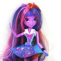Hasbro My Little Pony Equestria Girl Doll Twilight Sparkle TALKING 9 inc... - $24.74