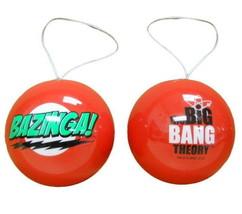 The Big Bang Bazinga! Name Logo Christmas Holiday Ball Ornament NEW SEALED - $11.64