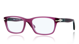 New PERSOL Eyeglasess PO3012V 990 Purple RX Frame 52mm MADE IN ITALY Fas... - $97.02