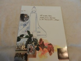 1981 USPS Mint Set of Commemorative Stamps Book Only no stamps - $14.85