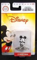 "Disney Nano metalfigs Bare Metal MICKEY MOUSE DS13 1.5"" figure Jada NEW - $3.75"
