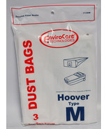 Hoover Type M Canister Vacuum Cleaner Bags - $4.45