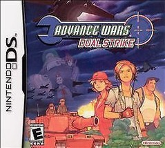 ADVANCE WARS: Dual Strike (Nintendo DS, 2005) CIB COMPLETE *TESTED* SHIP... - $46.75