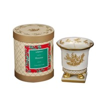 Seda France Toile Holiday Ceramic Petite Candle 5oz - $33.50