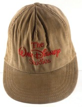 The Walt Disney Studios Productions VTG Corduroy Made in USA Snapback Cap Hat - $14.84