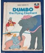 1978 1ST USA Edition Walt Disney Dumbo The Flying Éléphant Aléatoire Hou... - $8.72