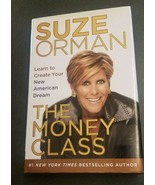 The Money Class - Hard Cover Book - By Suze Orman -  - $4.89
