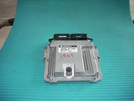 2012 HYUNDAI ACCENT ENGINE CONTROL MODULE 39110-2BAD5 image 1