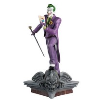 Eaglemoss DC Super Hero Collection Mega Special: the Joker Polyresin Statue - $148.25