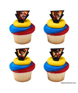 INCREDIBLES 2 Movie Party CUPCAKE Birthday Favors Topper Decoration Ring... - $6.88