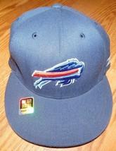 Buffalo Bills Coaches Navy Hat One Size Brand New - $17.00
