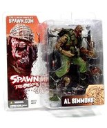 McFarlane Toys Spawn Mutations Series 23 Action Figure Al Simmons - $21.78