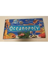 OCEANOPOLY Monopoly Fishy Board Game NEW/SEALED - $25.99