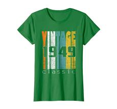 Uncle Shirts -   Vintage Classic 1949 Shirt 69th Birthday Gifts 69 Years Old Wow image 4