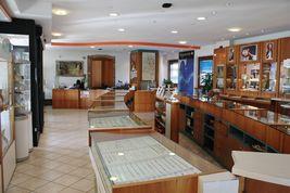 PENDANT MEDAL YELLOW GOLD 750 18K, SAINT FRANCESCO, FRAME, RAYS, ENAMEL image 4