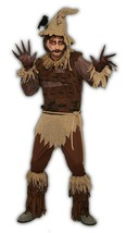 Forum Novelties Rustico Scarecrow Spaventosa Contadino da Uomo Adulto Ha... - $42.37