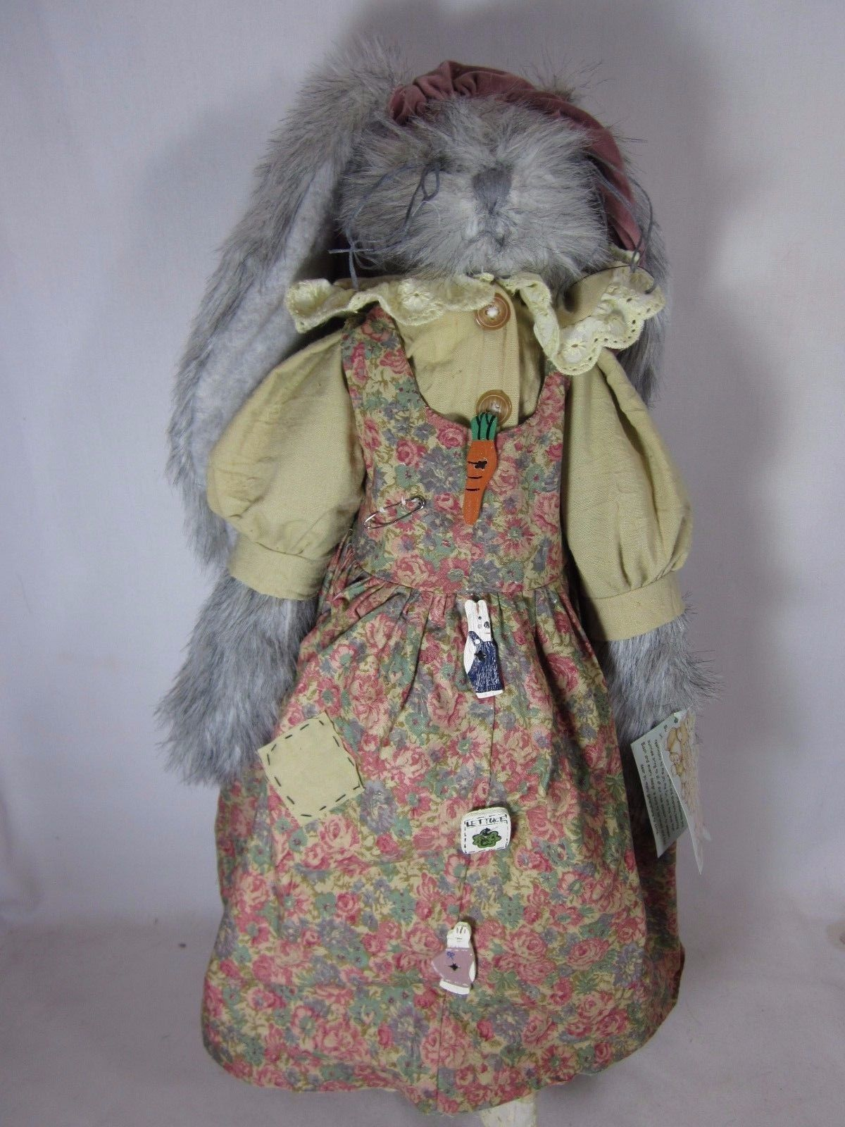 Primary image for Rabbit Plush Crafting Quilting Bunny Stuffed Animal Bunch O Bunnies Enesco