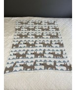 In2Green Childrens Blanket Fox Recycled Cotton - $98.99