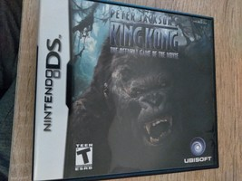Nintendo DS Peter Jackson's King Kong: The Official Game Of The Movie image 1