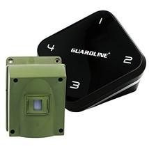 ¼ Mile Long Range Wireless Driveway Alarm Outdoor Weather Resistant Moti... - $181.12