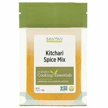 Banyan Botanicals Kitchari Spice Mix - 97% Organic - Ayurvedic Spices to Stimula image 1