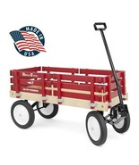 BERLIN FLYER CLASSIC WAGON - Handmade Cart in 8 Bright Colors Made in th... - $199.97