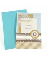 Graduation Greeting Cardwith envelop, to My Granddaughter -NEW - $7.83