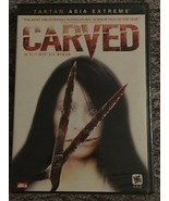 Carved: The Slit-Mouthed Woman (DVD, Tartan Asia Extreme) NEW / SEALED - $9.90