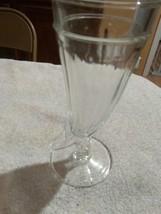 Tall  ice cream Shake Glass - $2.98