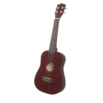 "23"" Pure Color Rosewood Fingerboard Basswood Concert Ukulele with Bag - $29.99"