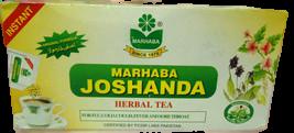 New Marhaba Joshanda 30 Packets Herbal Tea For Flu Cold Cough Fever Sore Throat - $10.00