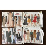 Vogue OOP Sewing Patterns - Set of Four Women's Patterns - $29.99