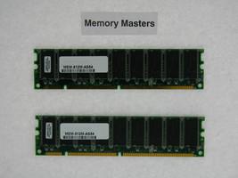MEM-512M-AS54 512MB Approved (2x256MB) SDRAM Memory Kit for Cisco AS5400