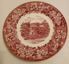 Wedgwood Albion College Mulberry Observatory Michigan Dinner Plate 1ST Edition - $42.12
