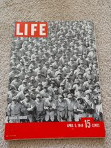 Vintage April 5, 1948 Life Magazine - Dodger Rookies on Cover - $13.99