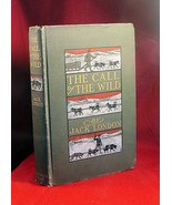 Jack London THE CALL OF THE WILD - review copy 1903 1st edition - $5,390.00