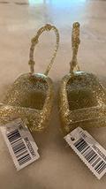 """Bath and Body Works 2 Pack PocketBac Hand Sanitizer Holder""""Sparkled Gold"""" - $7.91"""