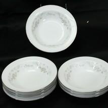 "Noritake Patience Fruit Dessert Bowls 5 .375"" Lot of 8 - $97.99"