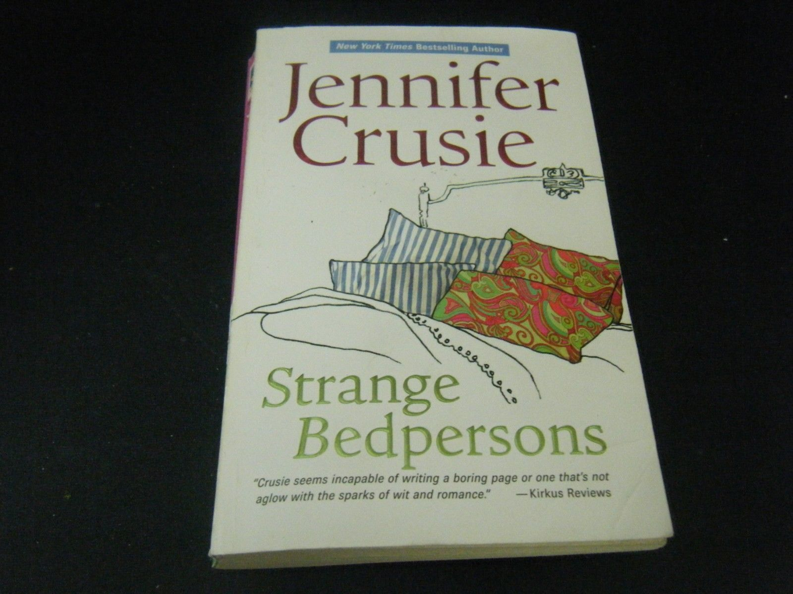 Primary image for Strange Bedpersons by Jennifer Crusie (2003, Paperback)