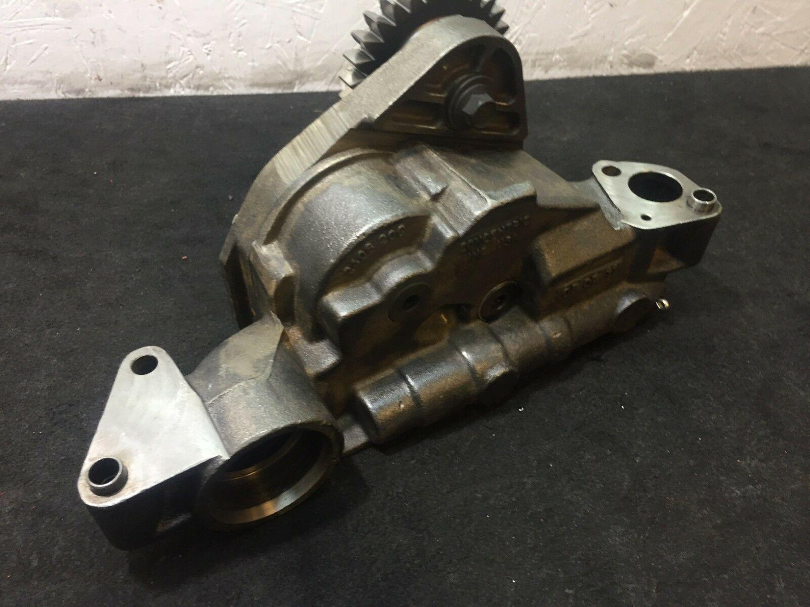 Cummins Diesel Engine ISX 15 Oil Pump  3687527 OEM image 2