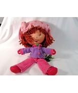 "Strawberry Shortcake 11"" Plush Doll Stuffed Toy - $12.58"
