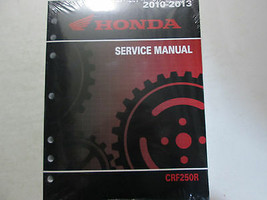 2010 HONDA CRF250R CRF 250R Service Repair Workshop Shop Manual Factory New - $111.72