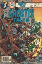 (CB-10) 1978 Charlton Comic Book: Ghostly Tales #131 - $9.00