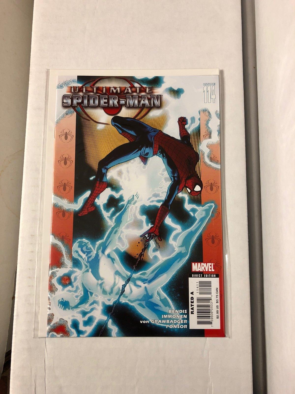 Ultimate Spider-Man #114
