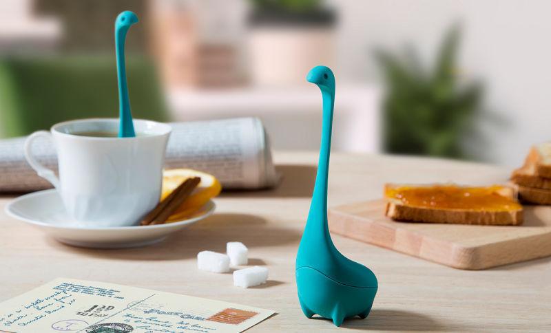 Kitchen Gifts Cook Tools Original Design Spoon Stand Tee infuser Herb Egg Posche